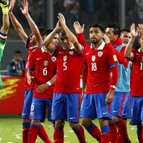Ranking FIFA: Chile sigue siendo Top Ten