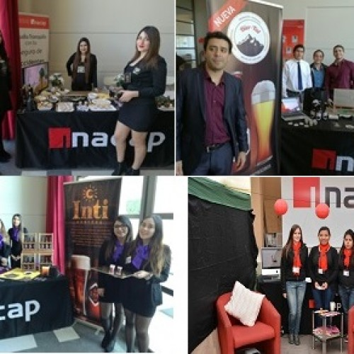 INACAP Copiapó realiza nueva versión de Feria de Marketing 2018