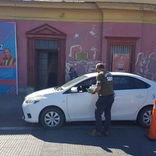 Robo de especies desde el interior de vehículos aumenta en un 12 por ciento en Atacama
