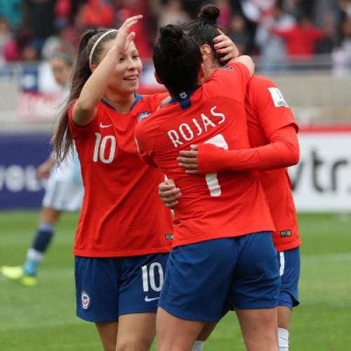 La Roja femenina cierra seis amistosos de lujo
