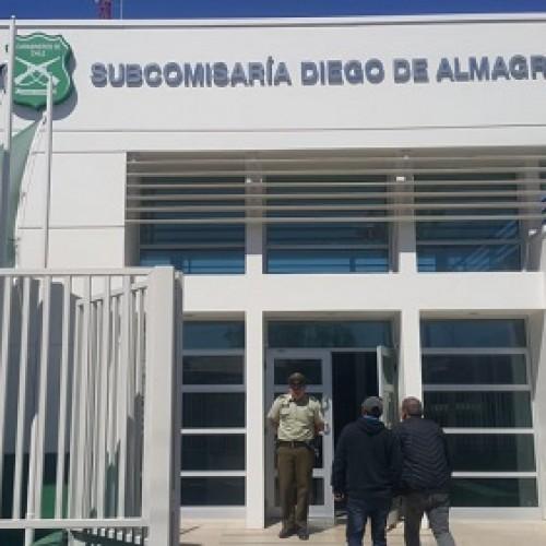 Carabineros de Diego de Almagro fortalece el trabajo preventivo