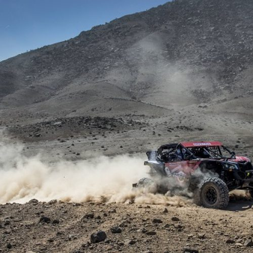 El Rally Cross Country se abre a todo Chile