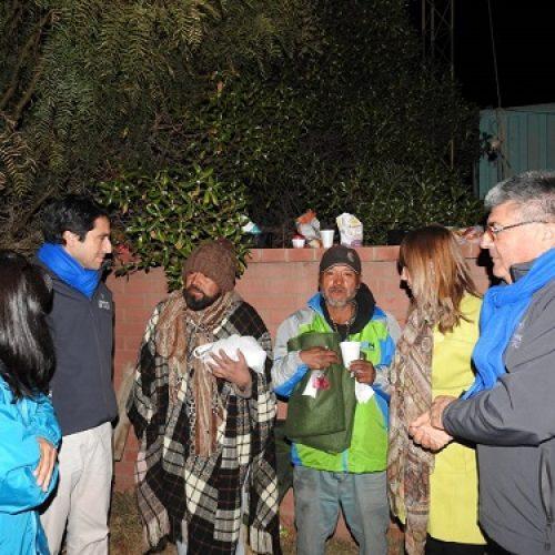Gobierno realiza lanzamiento del Programa Noche Digna en Atacama