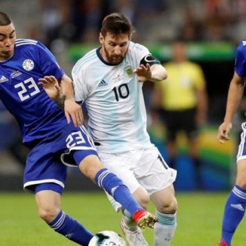 El VAR le dio vida a una pobre Argentina en Copa América