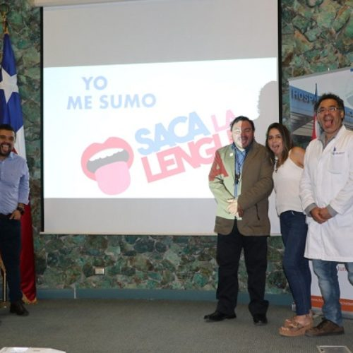 Hospital del Huasco busca implementar estrategia digital para detectar el cáncer oral